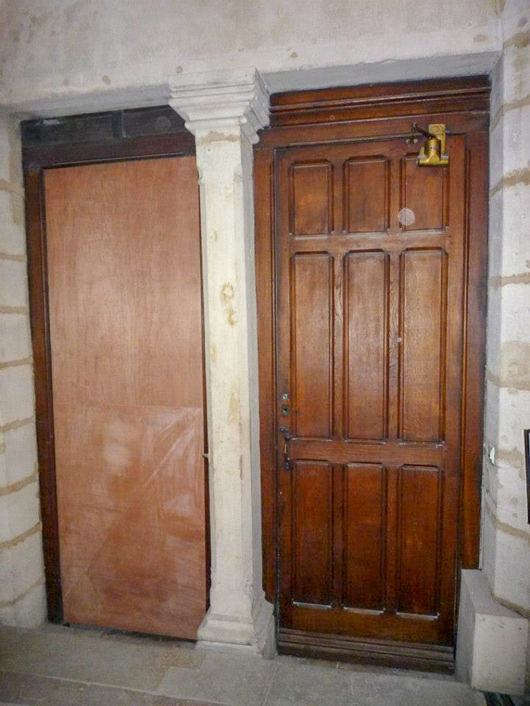 French Oak Doors restoration